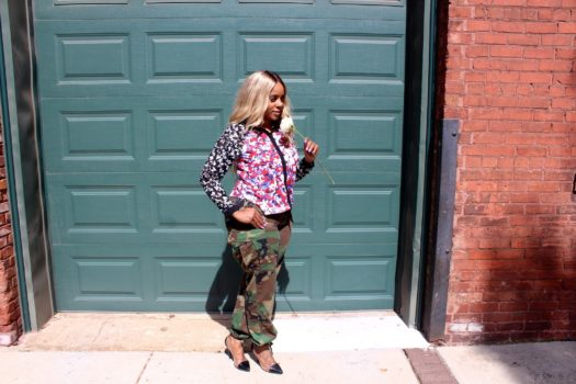 How To Wear Camouflage