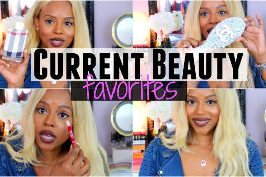 Current Beauty Favorites Limecrime Salem, Jo Malone, Posh Life Bling & more