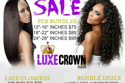 Black Friday Virgin Hair Sale