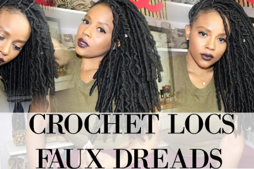 How To Crochet Locs Faux Dreads