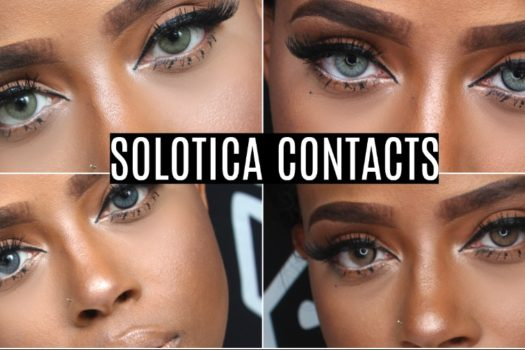 The Best Colored Contacts For Dark Brown Eyes Solotica Colored Contacts