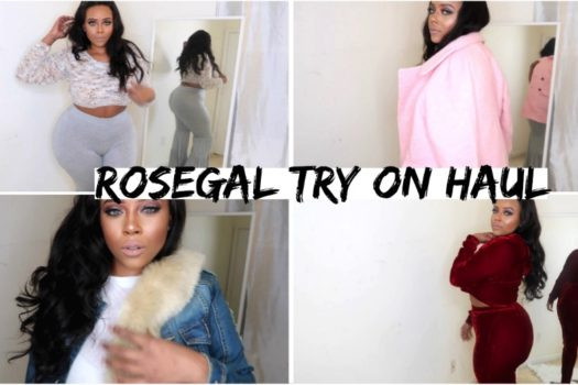 ROSEGAL Curvy Girl Haul