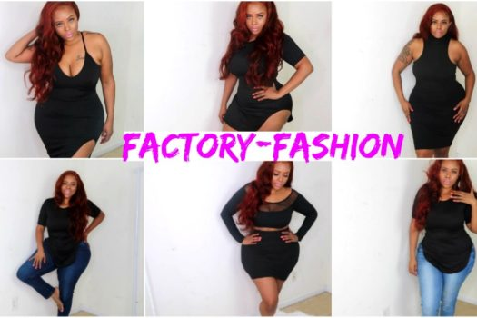 Factory Fashion Try On Haul