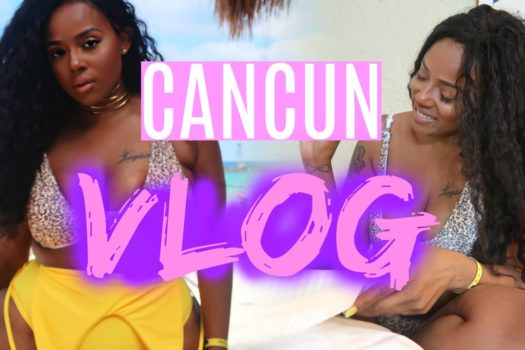 CANCUN VLOG!