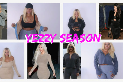 YEZZY SEASON PRETTY LITTLE THING TRY ON HAUL