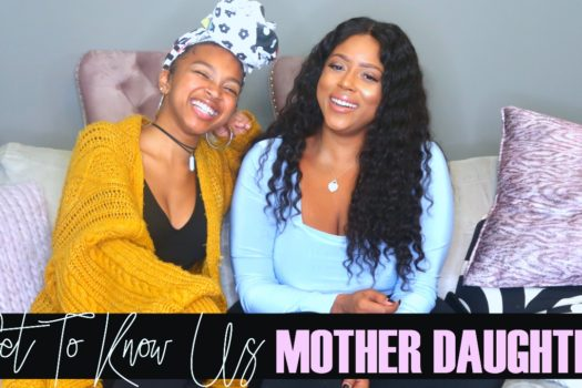 MOTHER DAUGHTER TAG + Q&A | MEET MY DAUGHTER