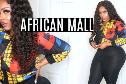 AFFORDABLE INSTAGRAM BADDIE AFRICAN MALL TRY ON + GIVEAWAY