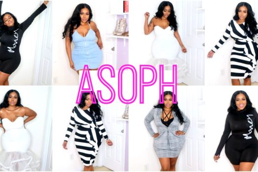 SUPER CHIC ASOPH TRY ON HAUL