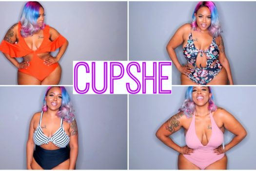 AFFORDABLE PLUS SIZE CURVY SPRING BREAK SWIMSUIT