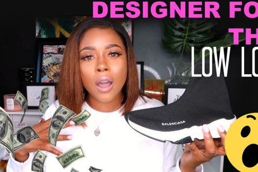 Boujee On A Budget Unboxing | BALENCIAGA TRAINERS