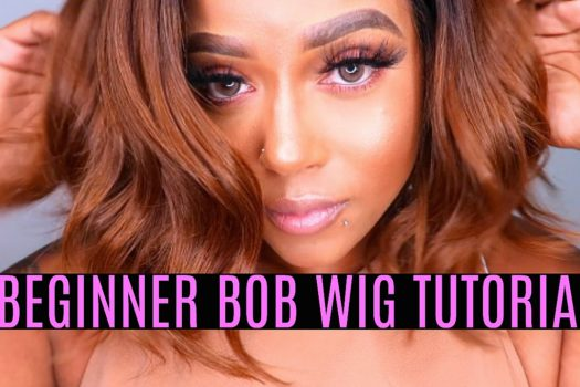 SLAY THAT WIG SIS! EASY WIG INSTALL FOR BEGINNERS