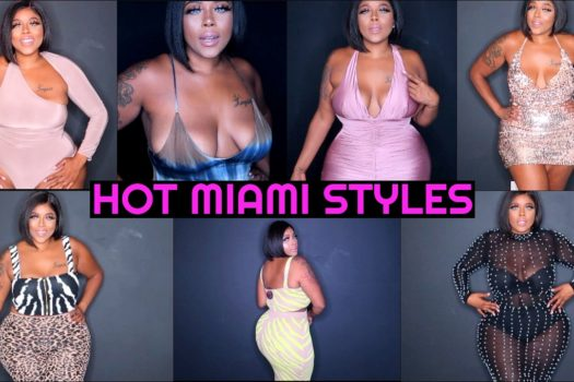 HOT MIAMI STYLES try on haul