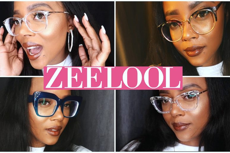 GIRL GET INTO THESE FRAMES! ZEELOOL TRY ON HAUL