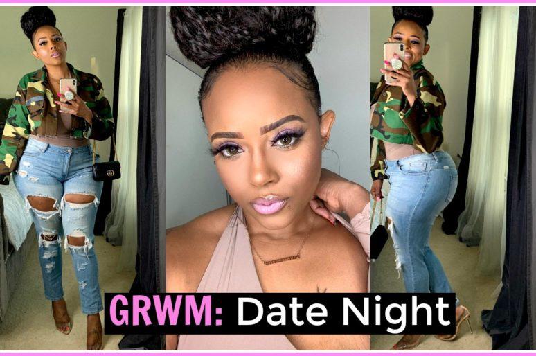 Date night GRWM