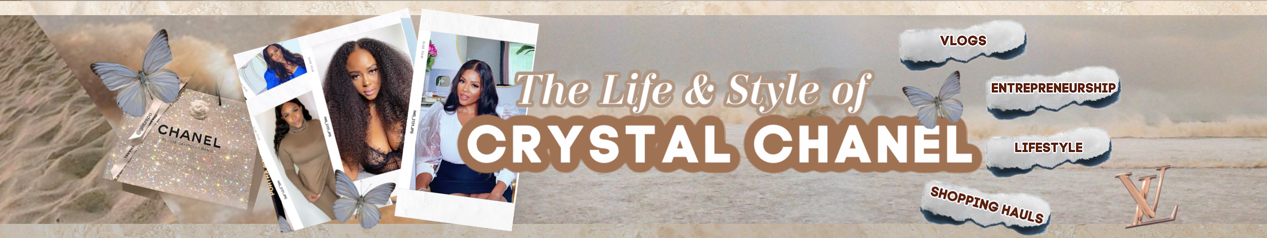 The Life & Style of Crystal Chanel